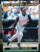 Ken Griffey Jr. card Sports Illustrated for Kids #920