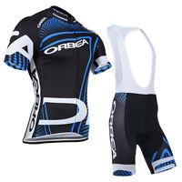 Ropa ciclismo 2017 manga corta Orbea 5 maillot culot cycling jersey maglie short