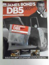 JAMES BOND 007 - ASTON MARTIN DB5 1:8 SCALE BUILD GOLDFINGER PART 44