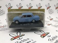 """Die Cast """" Fiat 124 Berlina 1966 """" 100 Years of The 'Automobile 1/43"""