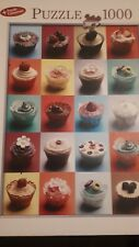 1000 Piece Jigsaw Puzzle Cupcake Heaven