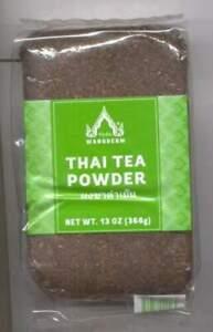 Wangderm Thai Tea Powder-13 oz So Delicious! Super Fresh-BEST THAI TEA-US SELLER