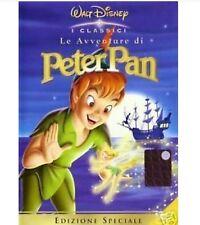 DISNEY DVD Le avventure di Peter Pan - 1° edizione BV