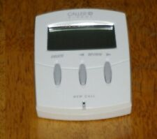 CALLER ID BOX MODEL 2-9031A EASY TO READ w/ CORD