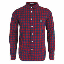 Superdry Check Regular Fit Casual Shirts & Tops for Men