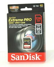 SanDisk extreme pro 128 GB SDXC Uhs-i Card – ungebraucht  !