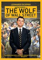 The Wolf of Wall Street (DVD, 2014) Leonardo DiCaprio NEW