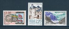 SERIE TIMBRES 2545-2547 NEUF XX LUXE - SERIE TOURISTIQUE