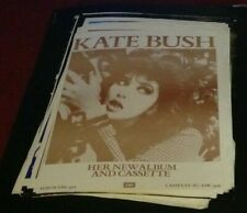 Kate Bush 'The Dreaming' promotional poster