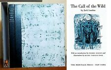 The Call of the Wild by Jack London Heritage Press
