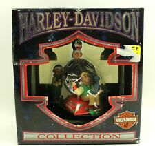 Harley Davidson Elf Horn Testing Area North Pole Christmas Ornament 1997