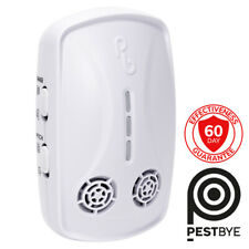 More details for pestbye advanced rat rodent mouse ultra sonic repeller repellent - whole house