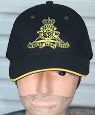 RAA BALL CAP - ROYAL AUSTRALIAN ARTILLERY CORPS GUNNERS