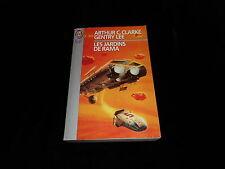 Arthur C Clarke : Les jardins de Rama Editions J'ai Lu 1993