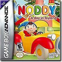 Noddy: A Day In Toyland - Nintendo Game Boy Advance