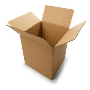 50 - 12x9x6 Corrugated Cardboard Box Boxes 26 ECT