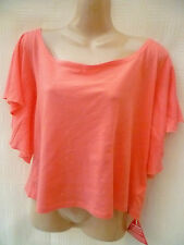 Polyester Patternless Collarless Other Women's Tops