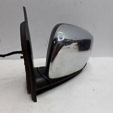 08 09 10 Chrysler Town & Country Dodge Grand Caravan left Chrome door mirror OEM