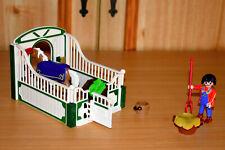 EQUESTRE Box Vert /& Blanc pour Cheval 5109 5111 T2252 PLAYMOBIL