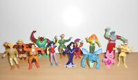Vintage Complete Set 13 X Action FIGURES figurines GHOSTBUSTERS FILMATION 1987