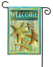 BreezeArt Premium Garden Flag, Jewels of the Sea