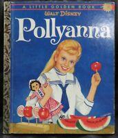 Walt Disney Pollyanna (A Little Golden Book) by adapted by Elizabeth Beecher