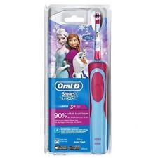 Braun D12.513.K Stages Power Frozen - Elektrische Zahnbürste für Kinder