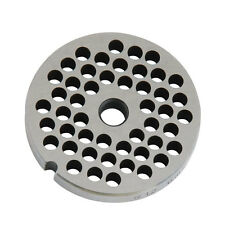 "Meat Grinder Plate 3/16"" Holes around, for #12 Grinders (Meat Grinder Parts)"