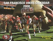 2000 San Francisco 49ers Calendar--Yahoo Sports