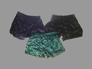 Men's Silk Boxer Shorts