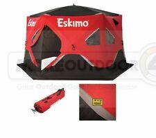 FF6120i Eskimo Fatfish Insulated Ice Fishing Trip Shanty Shelter MFG REFURBS