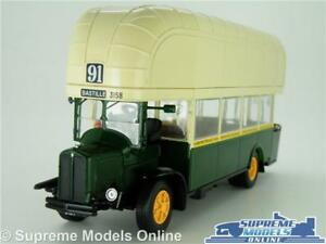 RENAULT TN4 F COACH MODEL BUS FRANCE 1:43 SCALE IXO GREEN/CREAM BASTILLE LYON K8