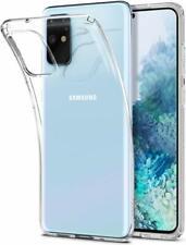 Custodia trasparente per Samsung Galaxy S10 S20 Plus S9 S8 A70 A8 J6 in silicone gel A7 Shock
