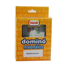 Domino mathematician multiplications nardil 8312