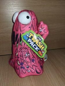 "Scum Gum - Namco - THE TRASH PACK 8"" - Pink Plush Soft Moose Toys Toy BNWT"