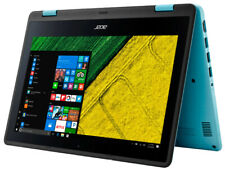 "Acer Spin 1 SP111-31 Blue Touch 11.6"" 2in1 intel N3350 4G 32GB SSD 1080P Laptop"
