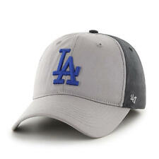 sale retailer a8f8f 82f77 Los Angeles Dodgers 47 Brand Umbra Closer Hat Stretch Fit Flex Cap