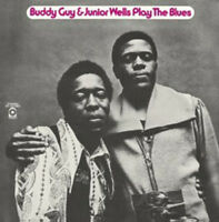 Buddy Guy & Junior Wells : Buddy Guy & Junior Wells Play the Blues CD Import