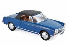 1967 PEUGEOT 404 CABRIOLET NOREV 184832 1/18 DIECAST CAR