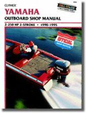 1990-1995 Yamaha 2-250 hp 2-Stroke Outboard Boat Engine Repair Manual : B784