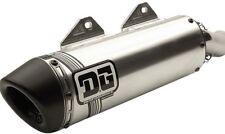 DG V2 Slip On Muffler Exhaust For Kawasaki KLR 650 84-15 071-8650
