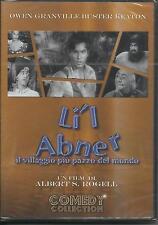 Li'l Abner. Il villaggio più pazzo del mondo (1940) DVD