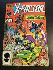 X-factor#4 Awesome Confition 8.0(1988) 1st Frenzy App!!