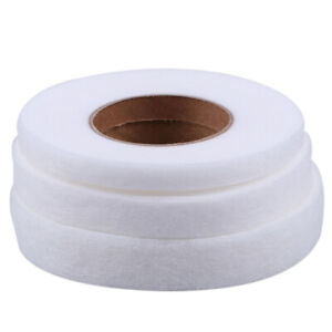 100M Double face Fusible couture tissu ourlet bande bricolage tissu artisan Mpib
