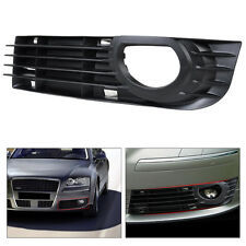 Front Left Fog Light Bumper Grille for Audi A8 S8 QUATTRO D3 06 07 08 4E0807681