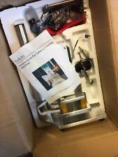 Upgraded Hot Foil Stamping Machine 10x13cm Leather Bronzing Pressure Mark 110v