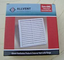 Fixed External Wall Grille 150mm - EURO 6WG ALLVENT