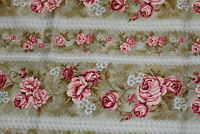 "Sweet Rose Fabric Clothworks 44 1/2"" BTY"