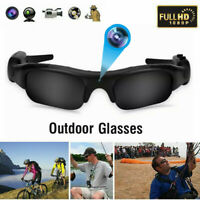 Mini Glasses Spy Camera HD 1080P Hidden Covert Eyewear DV DVR Video Recorder UK