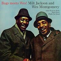 Milt Jackson / Wes Montgomery - Bags Meets Wes! [CD]
